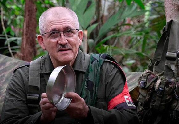 Antonio García, el comandante guerrillero detrás de la guerra urbana del ELN