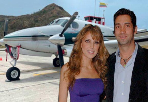 Los dudosos viajes del avión del esposo de Alejandra Azcárate