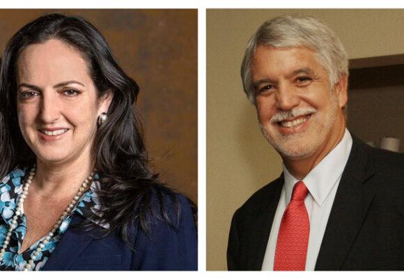 ¡¡Relevo en la presidencia: María Fernanda Cabal o Peñalosa izquierdista!!