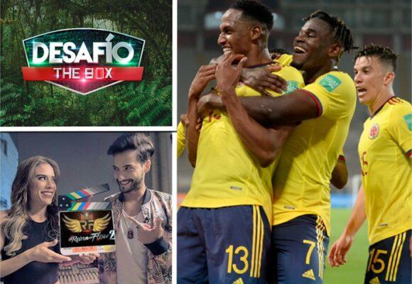 El partido de la Selección derrotó a los éxitos de Caracol