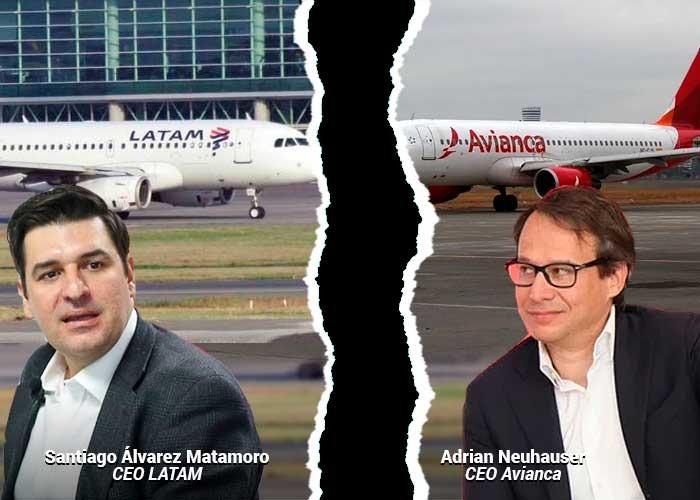 LATAM se prepara con tres nuevos aviones para pelear con Avianca