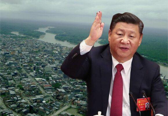 Los chinos se le metieron al Chocó