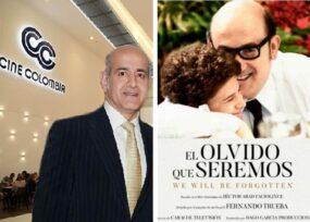 Cine Colombia y su apuesta a 'El Olvido Que Seremos'