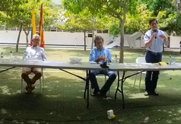 Coalicion de la Esperanza nombra coordinador: Juan Fernando Cristo