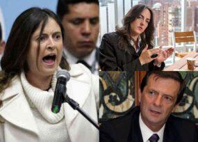 Uribistas meten la cuchara en las elecciones del Perú