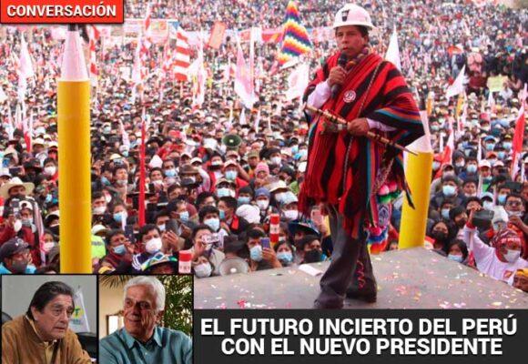 ¿Qué pasó en el Perú para que ganara Pedro Castillo?