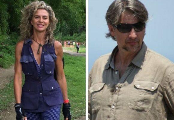 Victor Mallarino y Margarita Rosa, los presentadores del Desafío que nunca serán superados por Andrea Serna