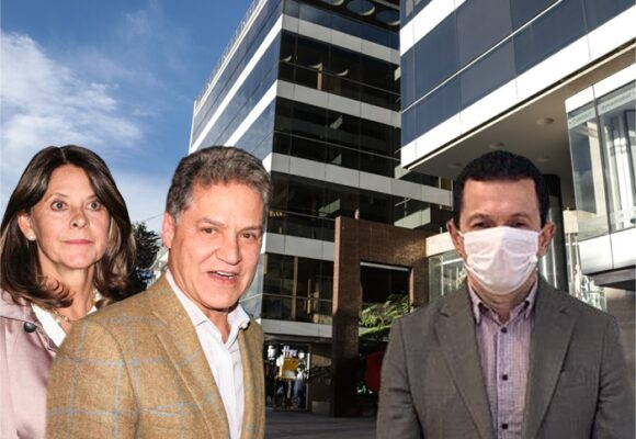 El edificio Torre 85 que le quita el sueño a Álvaro Rincón y a su esposa la vicepresidenta