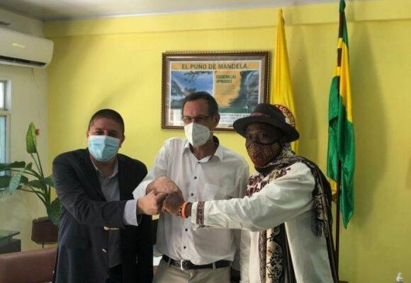 Embajador alemán llega al Cauca a escuchar con los líderes sociales