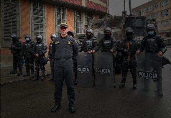 Confesiones de un instructor del Esmad: 8 años formando policías para enfrentar disturbios