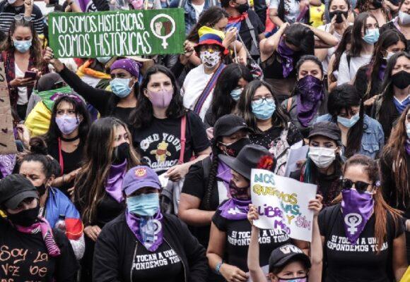 Feminismo para no feministas en el paro nacional