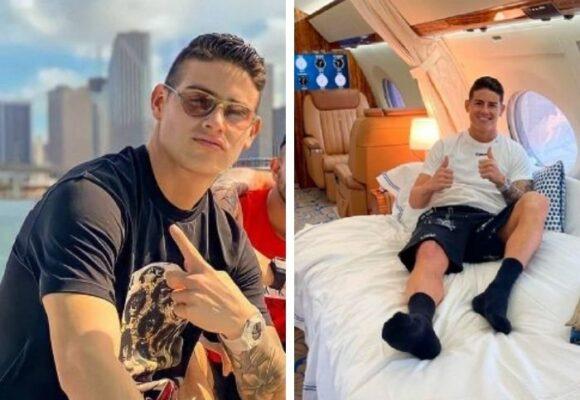 James, el niño malcriado de Colombia que no se cansa de la rumba en Miami