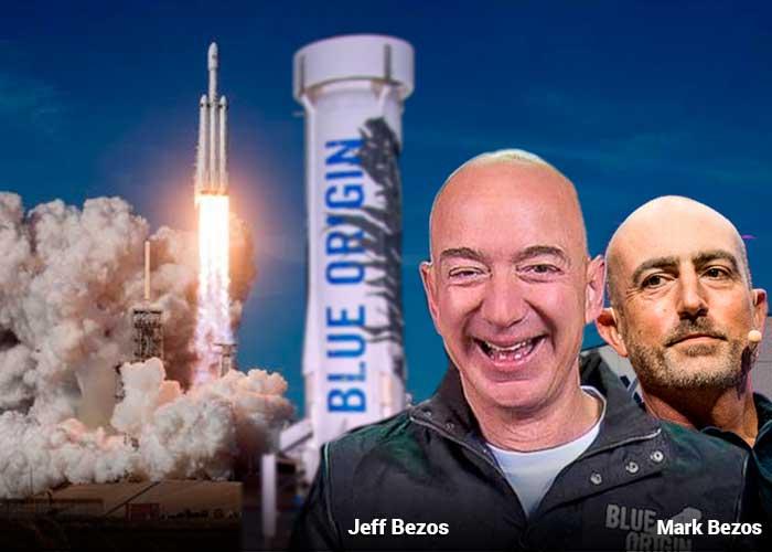 El hombre más rico del mundo arriesgará su vida volando al espacio