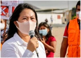 Revés judicial para Keiko Fujimori en su combate por la Presidencia