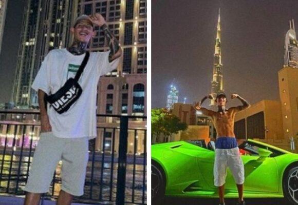 La Liendra, una vergüenza nacional: se agarró a puños en Dubái