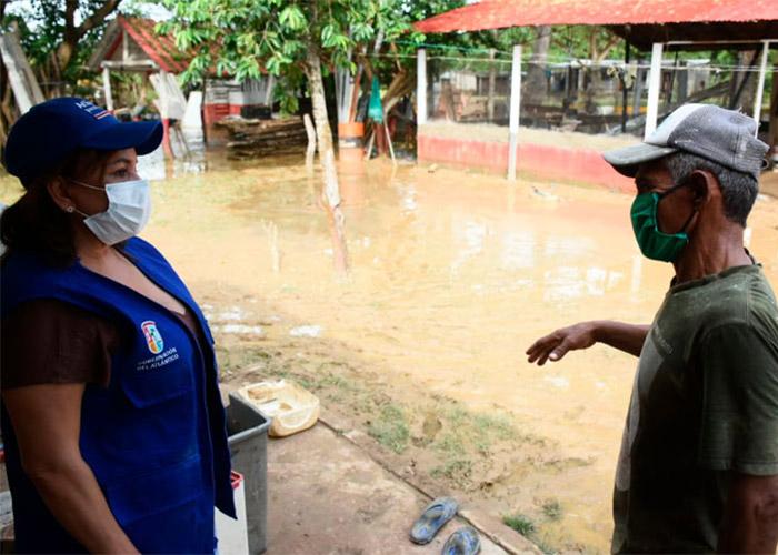 Atlántico: Recomendaciones para evitar afectaciones por fuertes lluvias