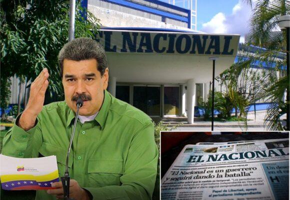 Continúa la persecución del régimen de Maduro a la prensa