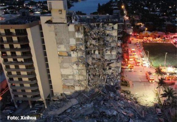 La mayoría de las víctimas del edificio que se desplomó en Miami es latinoamericana