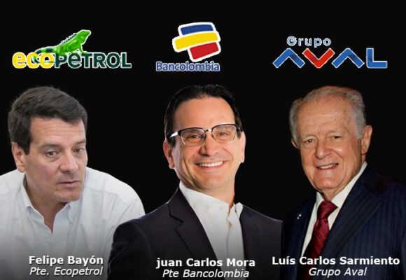 Tres empresas colombianas entre las más grandes del mundo