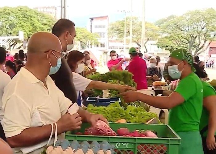 Los mercados campesinos en el Valle que le hicieron el quite al desabastecimiento