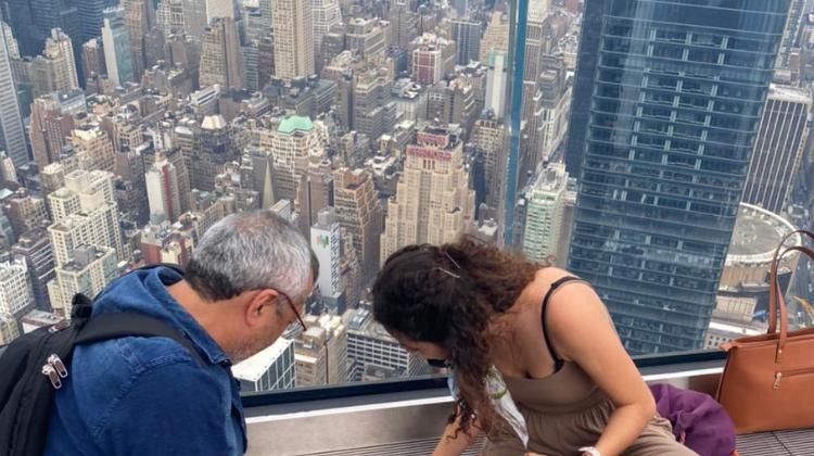 En Nueva York, la última línea
