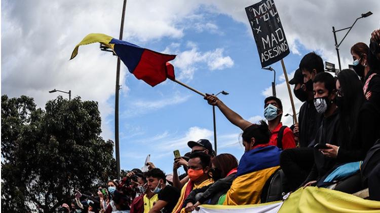Derechos Humanos y complicidad institucional en la criminalización del levantamiento popular antineoliberal