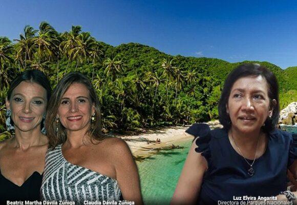 Las hermanas Dávila Zuñiga obligadas a decir adiós a su hotel en el Parque Tayrona