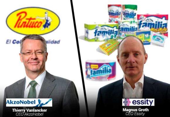 Suecos y holandeses se quedan con Familia y Pintuco, dos grandes empresas paisas
