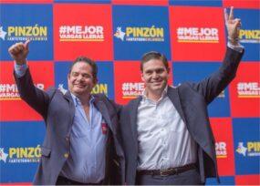 La voltereta Juan Carlos Pinzón que lo puso en la Embajada de Washington
