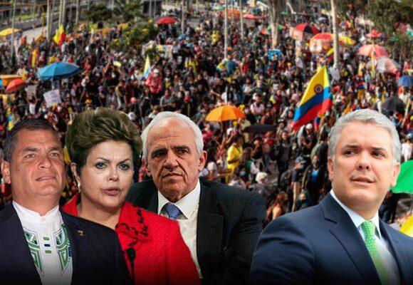 Duque oídos sordos también a Samper y cinco expresidentes latinoamericanos