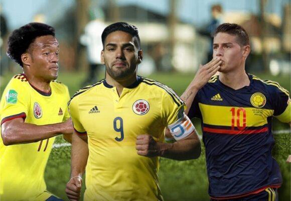 Los jugadores de la Selección Colombia que más ganan por publicidad