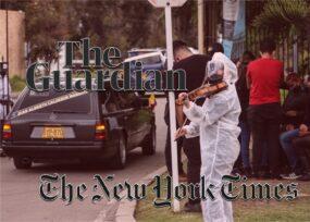 La prensa internacional le pone la lupa al mal manejo del Covid en Colombia