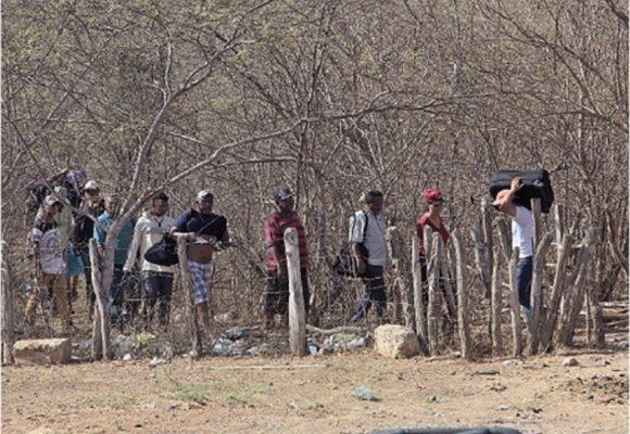 Los 200 pasos ilegales en La Guajira por donde llegan miles de venezolanos