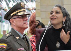 La Policia enfrentó a políticos afines a la protesta social: denunció a dos senadores y una representante