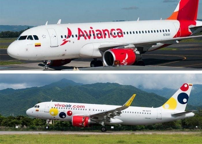 Viva Colombia le declara la guerra a Avianca y se burla de lo viejo que están sus aviones