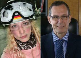 Embajador alemán se apersona de la deportación de su coterránea que vivía en Cali