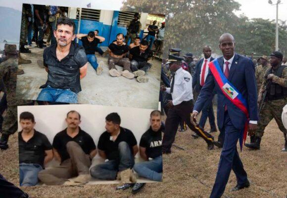 26 exmilitares colombianos involucrados en asesinato del Presidente de Haití