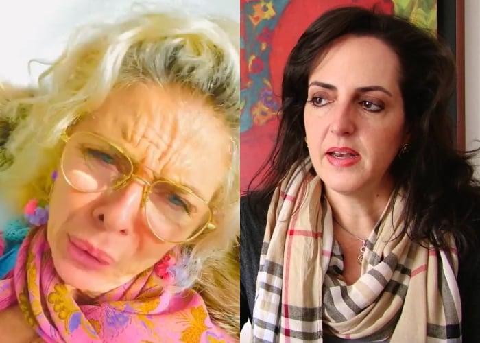 La humillada que le pegó Margarita Rosa de Francisco a Mafe Cabal