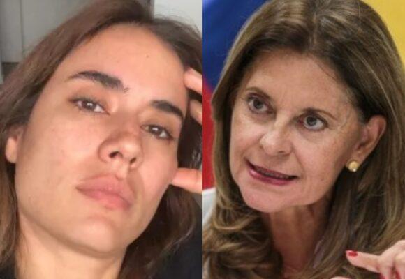 La vergüenza que le da a Carolina Ramírez la vicepresidenta