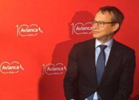 El CEO de Avianca, Adrian Neuhauser sacó del hueco a la aerolínea sin tocar la flota