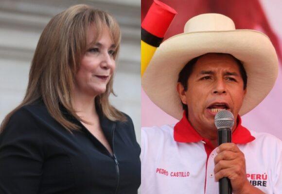 La uribista embajadora en Perú que tendrá que lidiar con Castillo