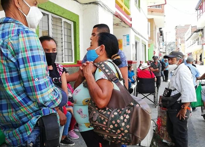 El infierno retoma Ituango: 9 veredas desplazadas por paramilitares
