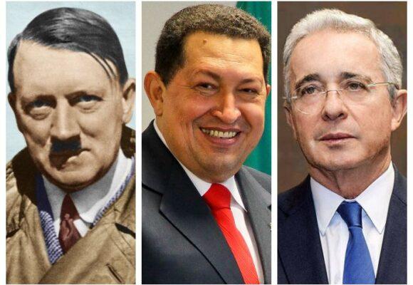 Hitler, Chávez y Uribe: el virus del populismo
