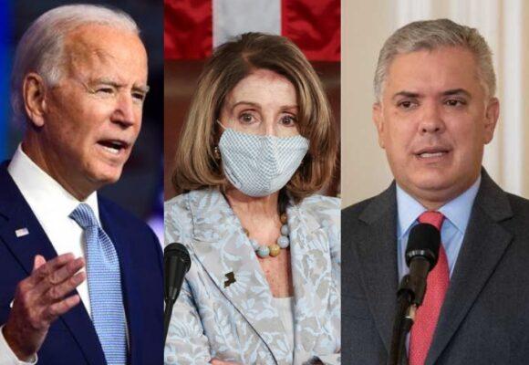 Biden y el Congreso le hablan claro a Duque: USD 461 millones, pero con condiciones