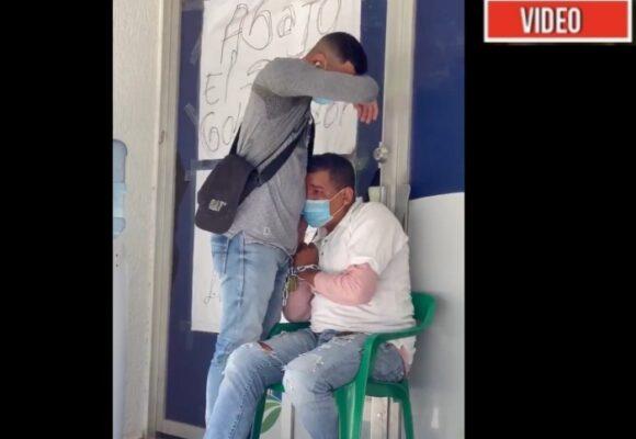 VIDEO: El desgarrador llanto de un padre que lleva 31 meses sin salario