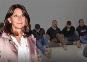Marta Lucía Ramírez reaccionó con el tema de los colombianos enredados en Haití