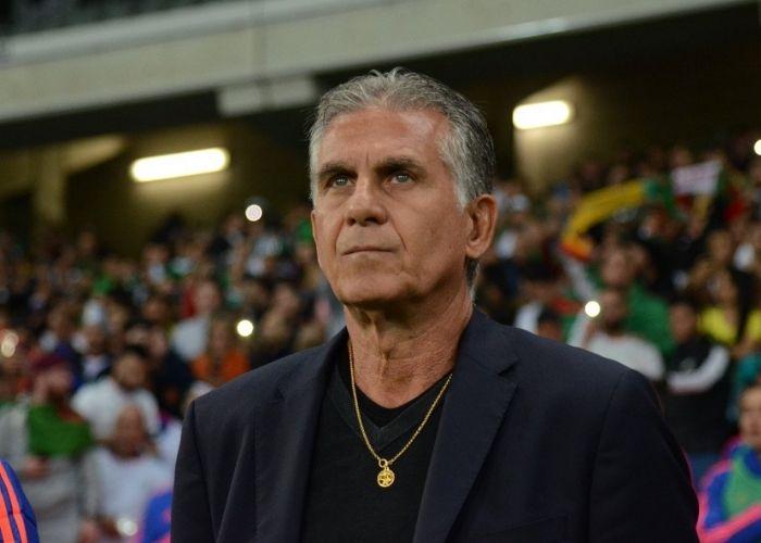 Carlos Queiroz, el técnico que nos quisieron vender como grande, llega a la selección de Irak