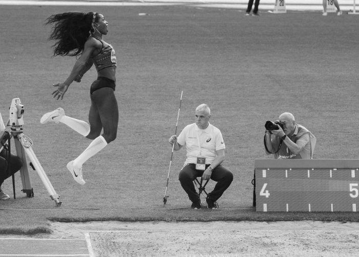 Seamos realistas y no le exijamos a Caterine Ibargüen ganar la medalla de oro