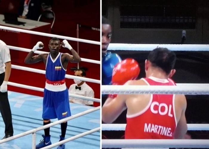 El gran corazón de Yuberjen Martínez en los Juegos Olímpicos