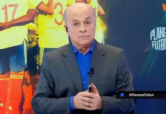 ¿Los trató de cobardes? durísimo viajado de Carlos Antonio Vélez a jugadores de la selección